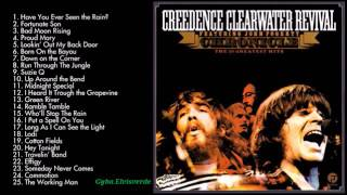Creedence Clearwater Revival - Greatest Hits [HQ Full Album]