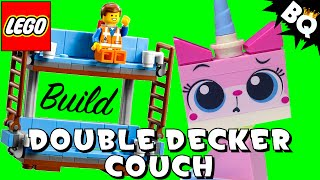 LEGO Double Decker Couch 70818 LEGO Movie Flash Speed Build