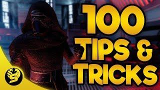 Star Wars Battlefront 2: 100 Tips And Tricks (2019) 🔥