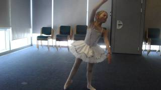 Charlotte Boyce Classical Ballet Dance Practice