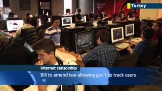 Turks protest draconian new internet crackdown: Turkish authorities seek to limit online access