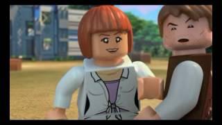 Lego Jurassic World A Fuga do Indominus Rex 2016 720p Bluray Dublado   TPF