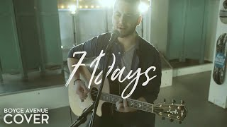 Craig David - 7 Days (Boyce Avenue acoustic cover) on Apple & Spotify