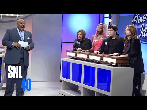 Celebrity Family Feud Saturday Night Live