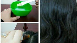 وصفة خااارقة تجمع بين سر طول شعر الهنديات والكوريات فى أسبوع مع خبيرة التجميل مريم يحيى