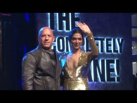 Xxx Mp4 Deepika Padukone Vin Diesel Crowd Interact With Fans XXx The Return Of Xander Cage 3gp Sex