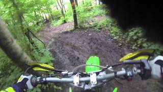 FVOR Father's Day Hare Scramble Lap1 /// KDX 220