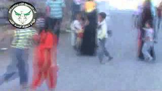 درعا ام العوسح المكتب الإعلامي للواء حمزة أسد الله ,جريح جراء القصف الهمجي من قوات الأسد