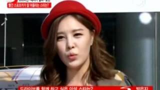 [ENG] Beak Eunji noona likes Minho - 110928 Y★ (cut)