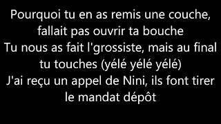 A.M. - Histoire de (PAROLES/LYRICS)