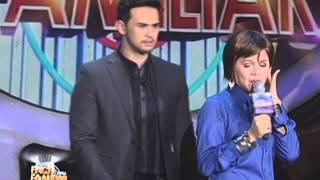 WATCH: Melai Cantiveros, nagpasaya bilang Doris Bigornia