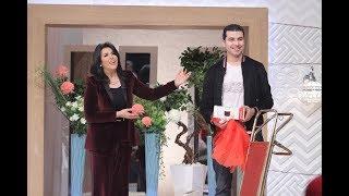 معكم منى الشاذلي - الجزء الثاني من حلقة عيد الأم مع نجم مسرح مصر والنجم إيهاب توفيق والطفلة أشرقت