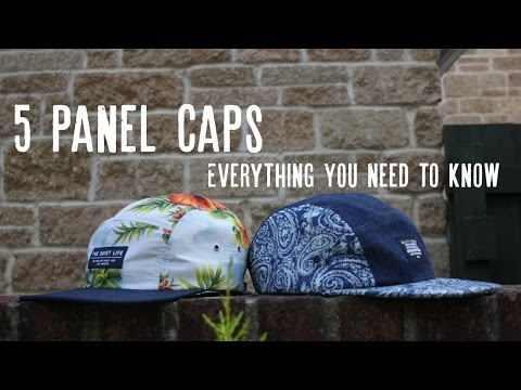 5 Panel Caps How to wear and pair Teen Style Advice