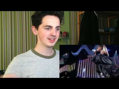 Ariana Grande - Greatest Hits (Whitney Houston Medley) | REACTION | Morgan Kelly