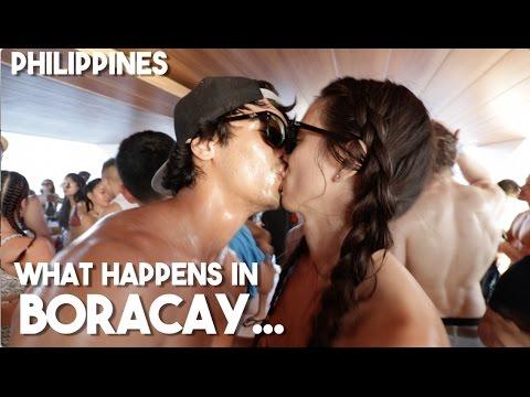 Xxx Mp4 CRAZIEST YACHT PARTY EVER Boracay Gone Wild 3gp Sex