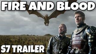 Overlooked Dragon Scene From S7 Trailer! - Game of Thrones Season 7 Trailer w/Leaks