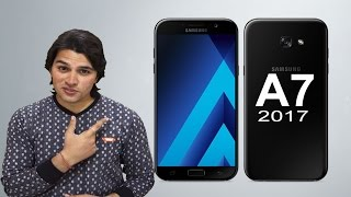 [Hindi-हिन्दी]  Samsung Galaxy A7 (2017) : Worth Buying !!  (My Thoughts)