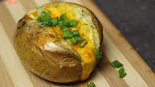 البطاطس المشوي #لكل_يوم | Baked Potato #foreveryday