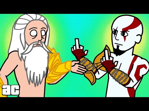 Xxx Mp4 God Of War ENTIRE Story In 3 Minutes God Of War Animation 3gp Sex