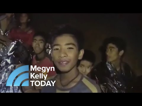 Megyn Kelly Roundtable Discusses The Latest Details Of Dramatic Thailand Rescue Megyn Kelly TODAY