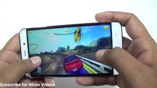 Coolpad Note 3 Lite (Gaming & Benchmark)
