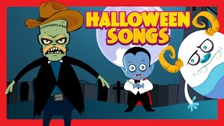 Halloween Songs For Children || Halloween Celebration For Kids 2016 || Halloween 2016