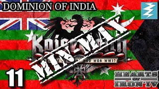 HUMAN WAVE IS STRONG [11] India - Kaiserreich Mod - Hearts of Iron IV HOI4 Paradox