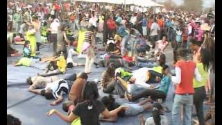 Rabboni Ministries Pastor Lesego Daniel - Mass Prayer Botswana Crusade
