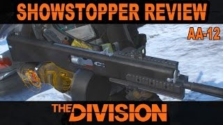 Showstopper Shotgun Review | The Division 1.3