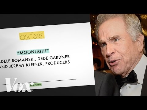 Bad typography has ruined more than just the Oscars