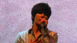 Park Jung Min fanmeet 20/3/2011 - [Encore] Sings Do you know