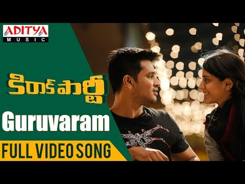 Xxx Mp4 Guruvaram Full Video Song Kirrak Party Video Songs Nikhil Siddharth Simran Sharan Koppisetty 3gp Sex