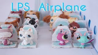 LPS Airplane Trip