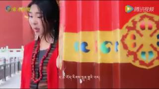 A Beautiful Tibetan song - Copied by Nepali lok dohori song - Juni juni ma ta timrai ho
