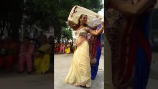 Shanu kinnar dance