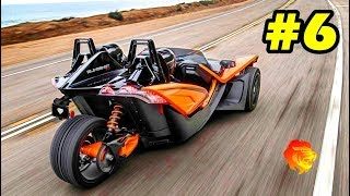 6 อันดับ ยานยนต์ 3 ล้อที่โคตรแรง โคตรเท่ห์ ที่สุดในโลก# 6 amazing 3 wheeled vehicles you have to see