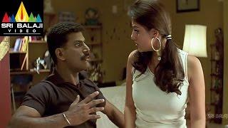 Salute Movie Ali and Nayanatara Comedy Scene | Vishal, Nayanatara | Sri Balaji Video