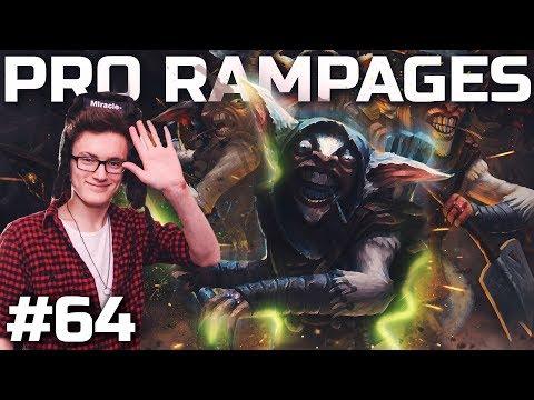 Dota 2 PRO Rampages #64