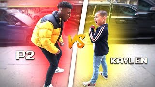 CONFRONTING MindofRez's Little Brother FACE TO FACE... P2 VS KAYLEN BEEF