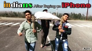Indians After Buying an iPhone | Round2Hell | R2H
