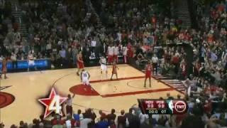 اجمل عشر لقطات في دوري السلة الامريكي 2009 NBA