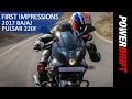 Download Video Download All you need to know : 2017 Bajaj Pulsar 220F : PowerDrift 3GP MP4 FLV