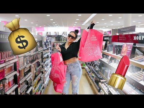 2 000 DRUGSTORE SHOPPING SPREE WITH MY SUBSCRIBERS