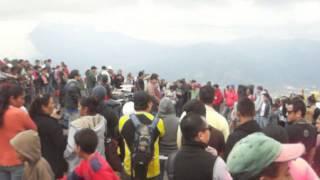 Concierto Viento en Contra - Volcán de Pacaya (MUERO POR TI).
