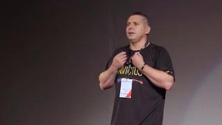 O lupta | Echipa Invictus | TEDxCaleaDomneasca