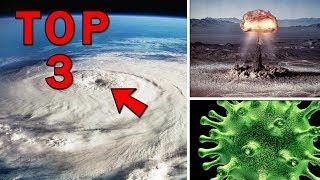 Top 3 nejpravděpodobnějších teorií o konci světa