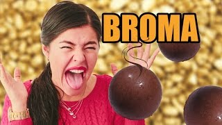 BROMA: CHOCOLATES DE POPO   LOS POLINESIOS PLATICA POLINESIA BROMAS