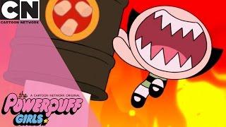 The Powerpuff Girls | Top 10 Mega Monsters | Cartoon Network