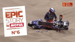Epic Story by Motul - N°6 - English - Dakar 2018