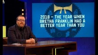Frankie Boyle's NWO 2018 Review